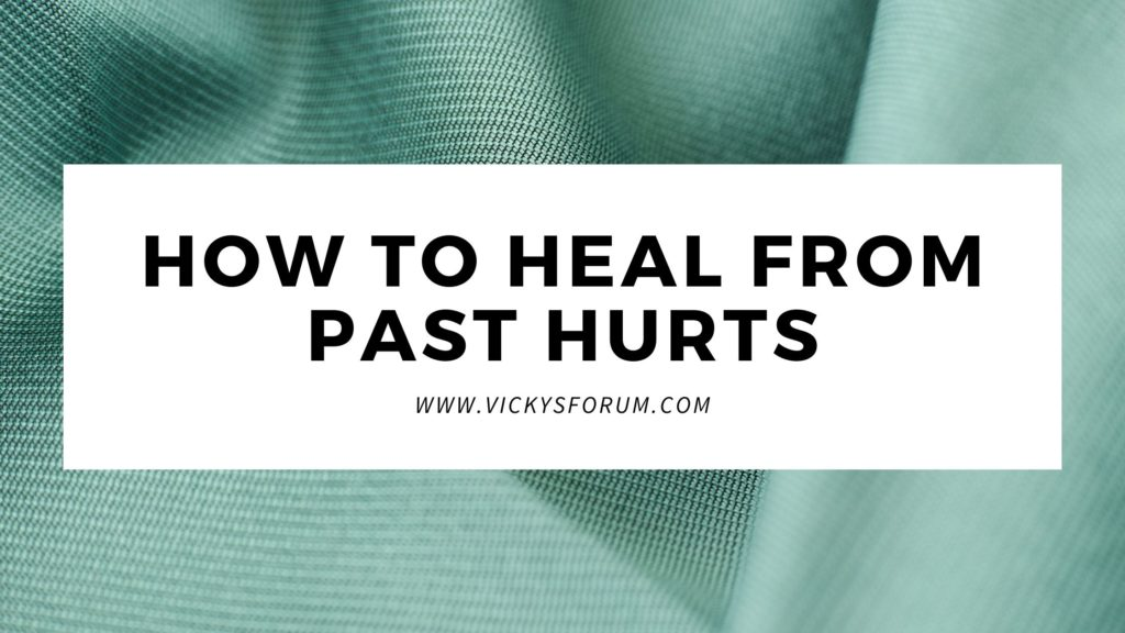 Move from hurt to healed