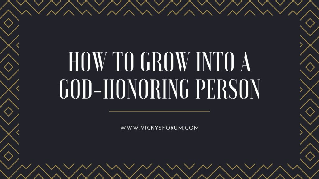 Becoming the best version of yourself with God's help