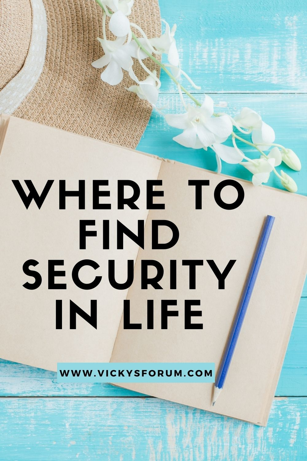 Be secure in God